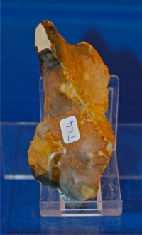 Mesolithic flint multi-tool  / Borer from Suffolk. SOLD